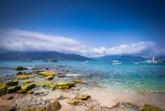 Sydkinesiska havet Arkivfoto