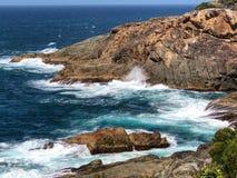 Sydkust NSW Australien royaltyfria bilder