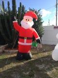Sydlig jultomten Royaltyfri Fotografi
