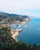 sydlig Kalifornien kust royaltyfri foto