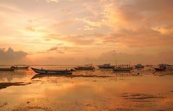 Sydlig morgon Arkivbilder