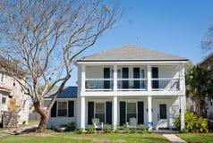 sydlig stil för amerikansk home herrgård Arkivfoto