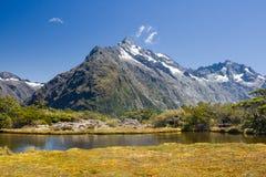 sydliga alps fotografering för bildbyråer