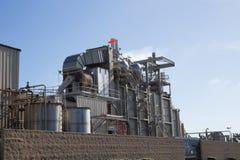 Sydliga Kalifornien fabrik Arkivbild