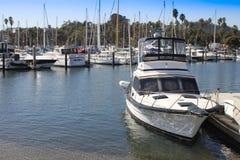 Sydliga Kalifornien hamn Royaltyfria Foton