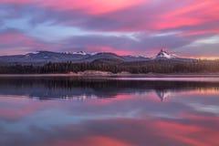 Sydliga Oregon Arkivbilder