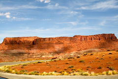 Sydliga Utah Arkivbilder