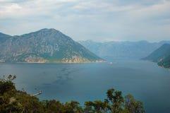sydligt balkans Europa berghav Royaltyfri Bild
