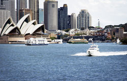 Sydney Lizenzfreie Stockfotos