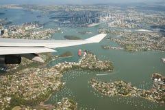 Sydney Aerial View Foto de archivo