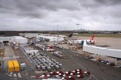 Sydney Airport Fotos de archivo libres de regalías