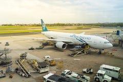 Sydney Airport stock photography