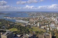 Sydney-Antenne Lizenzfreie Stockbilder