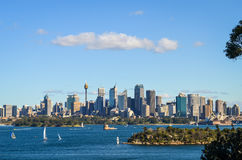 Sydney Austrália Fotografia de Stock