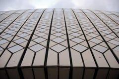 SYDNEY, AUSTRÁLIA - 13 DE FEVEREIRO DE 2007: Telhado de Sydney Opera House fotografia de stock royalty free