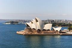 Sydney, Austrália - 22 de março de 2015: Teatro da ópera Fotografia de Stock