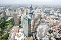 "Sydney, Australië †""op 10 Oktober, 2017 †""de stadsmening van Sydney royalty-vrije stock foto"
