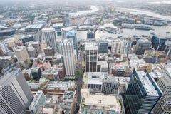 "Sydney, Australië †""op 10 Oktober, 2017 †""de stadsmening van Sydney royalty-vrije stock foto's"
