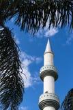 "SYDNEY, AUSTRALIË Â€ ""24 AUGUSTUS: Kastanjebruine Gallipoli-Moskee op 24 Augustus, 2017 in Kastanjebruine de voorstad van Sydney Royalty-vrije Stock Afbeeldingen"