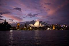 Sydney Australië Royalty-vrije Stock Afbeeldingen
