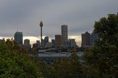 Sydney, Australië - architectuur 24 royalty-vrije stock fotografie