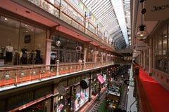 Sydney, Australië - Maart 19, 2015: de Bundelarcade Stock Foto
