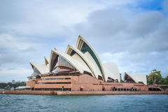 Sydney, Australië, 14 Maart, 2017: Sydney Opera House Royalty-vrije Stock Foto