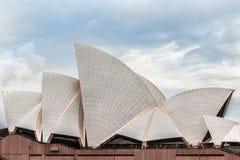 Sydney, Australië, 17 Maart, 2017: Sydney Opera House Royalty-vrije Stock Fotografie
