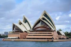 Sydney, Australië, 17 Maart, 2017: Sydney Opera House Stock Afbeelding