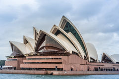 Sydney, Australië, 17 Maart, 2017: Sydney Opera House Stock Fotografie