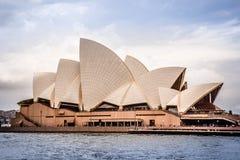 Sydney, Australië, 17 Maart, 2017: Sydney Opera House, Sydney, Australië Stock Foto's