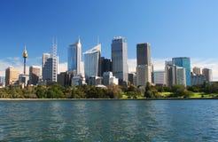 Sydney, Australia. Sydney city skyline in Australia stock image