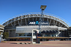 Sydney ANZ stadium Stock Photo