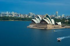 Opera House ,Sydney,Australia. Royalty Free Stock Photography