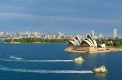 Opera House ,Sydney,Australia. Stock Image