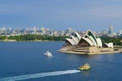 Opera House ,Sydney,Australia. Royalty Free Stock Image