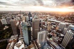 Sydney Australia céntrico Foto de archivo