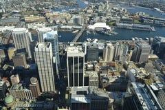 Sydney Australia CBD Stockfoto