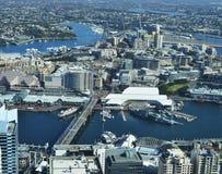 Sydney Australia CBD Lizenzfreie Stockfotos