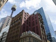 Sydney Australia CBD Lizenzfreie Stockbilder