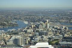 Sydney Australia CBD Stock Photography