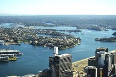 Sydney Australia CBD Royalty Free Stock Photo