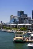 Sydney Australia Cityscape Royalty Free Stock Photography