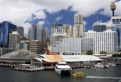 Sydney Australia Cityscape Stock Photography