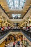Sydney, Australia - 26 de diciembre de 2015: Muchedumbre de gente en el fa Fotos de archivo libres de regalías