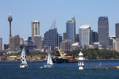 SYDNEY, AUSTRALIA-DECEMBER 19th 2013: The tanker Anatoma makes i Stock Photo