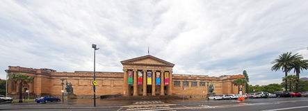 SYDNEY, AUSTRALIA.. - DECEMBER 2014: Art Gallery of New South Wa Royalty Free Stock Images