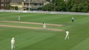 SYDNEY, AUSTRALIA - 31 GENNAIO 2016: partita del cricket di grado di Sydney immagine stock libera da diritti