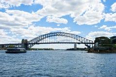 Sydney Australia Harbour Bridge fotografia de stock royalty free