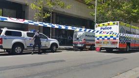 SYDNEY, AUSTRALIA - JANUARY 22, 2014: Terrorism in Australia
